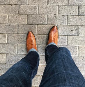 Lucchese Boots 40