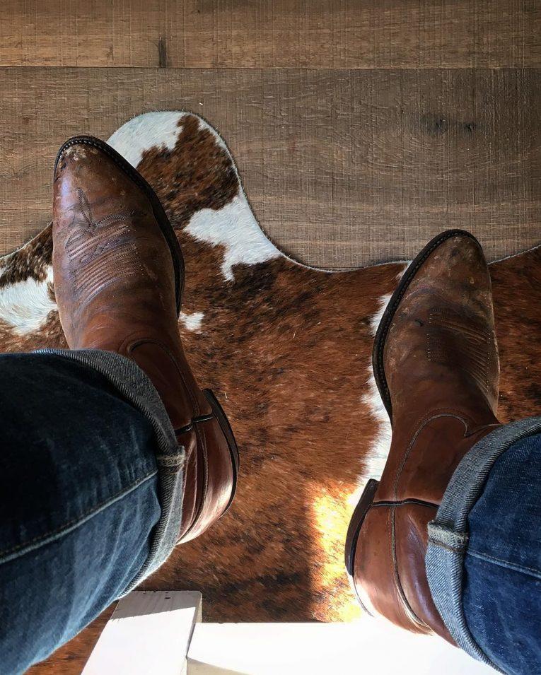 Tony Lama Boots 36