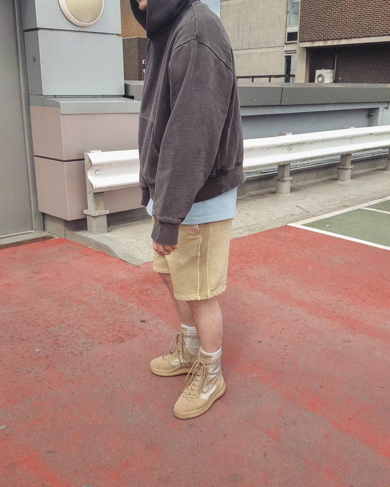 combat boots 10