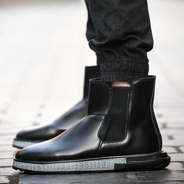 combat boots 11