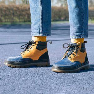 combat boots 13