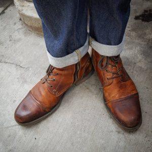 combat boots 14