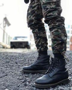 combat boots 4