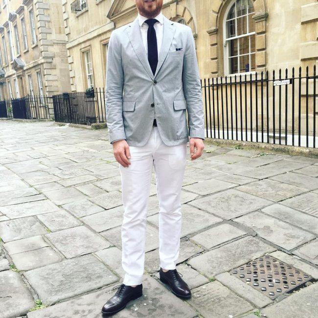 White Pants 41
