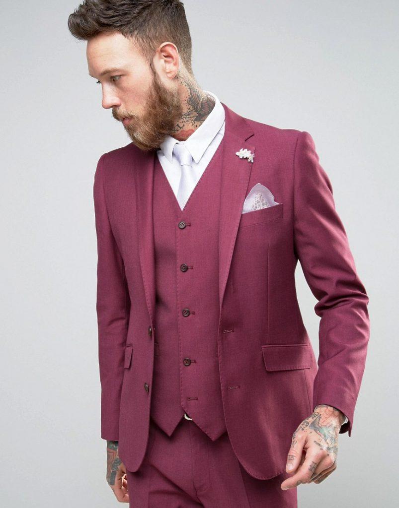 40 Stunning Ways of Styling Calvin Klein Suits - Top-notch Designs ...
