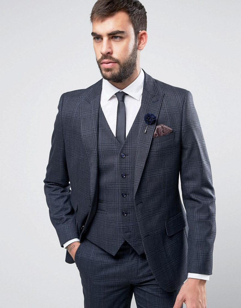 55 Admirable Black and White Suit Ideas - The Perfect Color Combination
