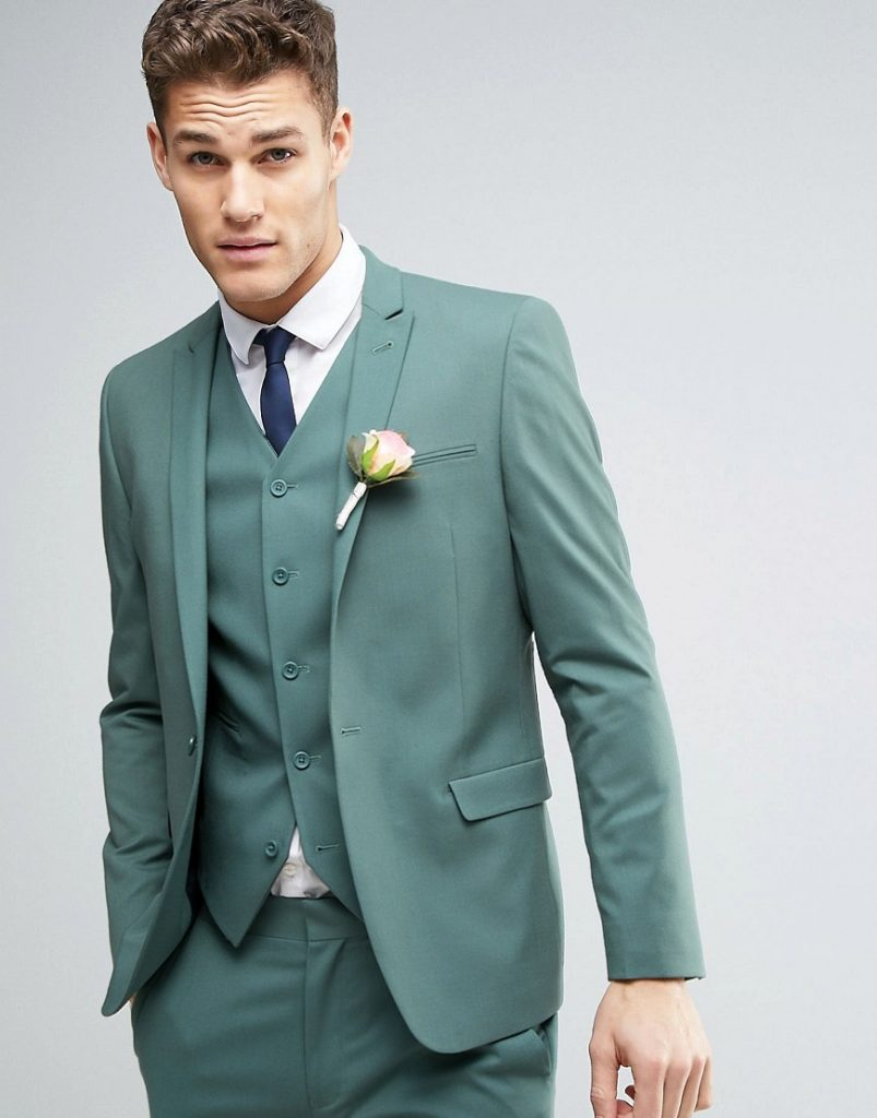 40 Uncommon Green Suit Ideas - Attract Some Attraction