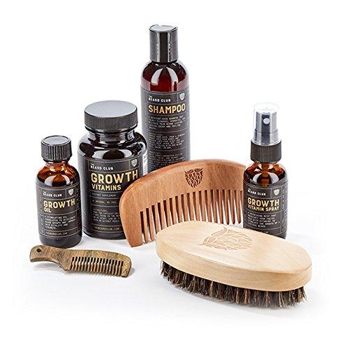 Advanced Beard Growth Kit | The Beard Club | Growth...