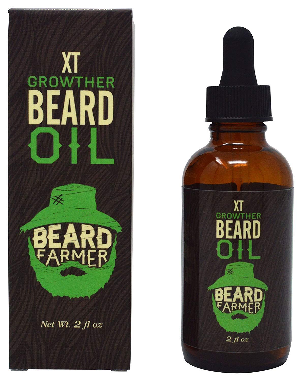 Beard Farmer - Growther XT Beard Oil (Extra Fast Beard...
