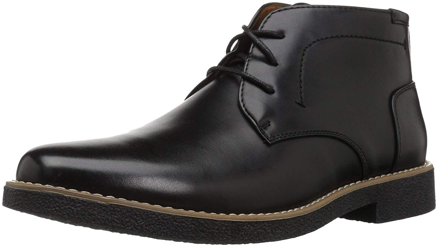 Deer Stags Men's Bangor Memory Foam Dress Casual Comfort Chukka Boot