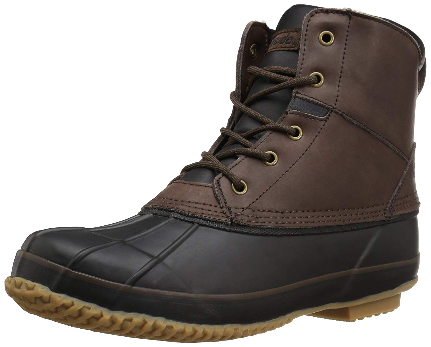 Northside Lewiston Men's Waterproof Lace-up Duck Boot