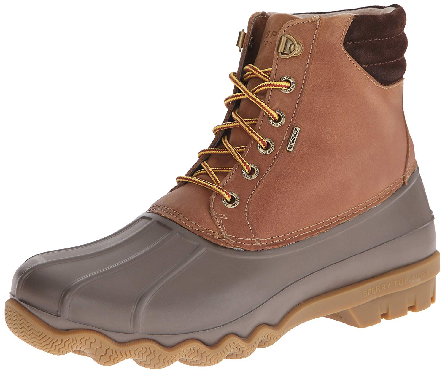 Sperry Top-Sider Men's Avenue Duck Boot Chukka Boot