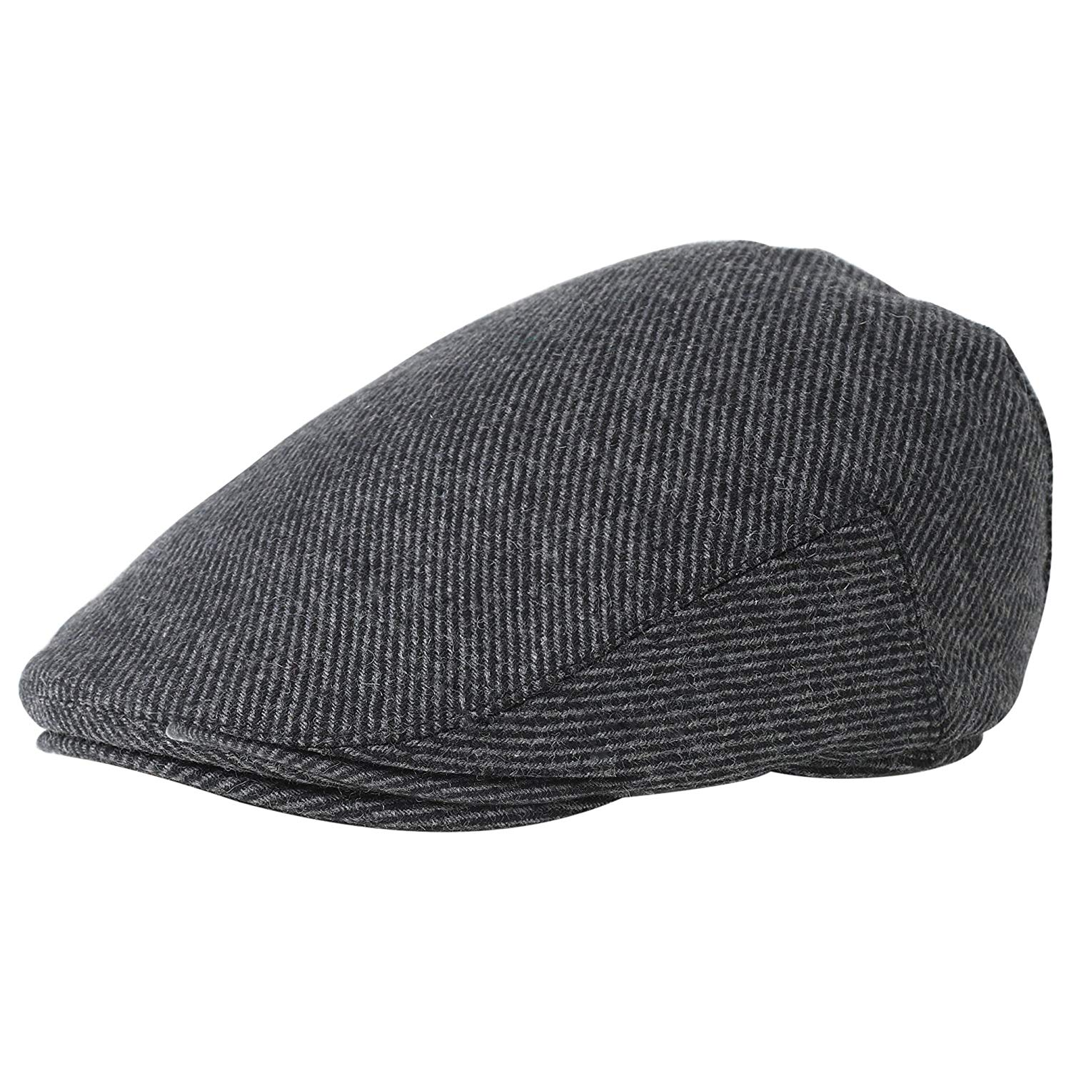 BABEYOND 1920s Gatsby Newsboy Hat Cap for Men Gatsby Hat for Men 1920s Mens Gatsby Costume Accessories