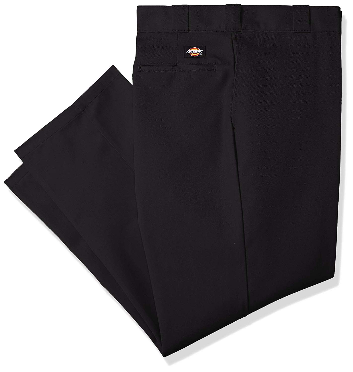 Dickies Men's Wrinkle and Stain Resistant Twill Work Pant