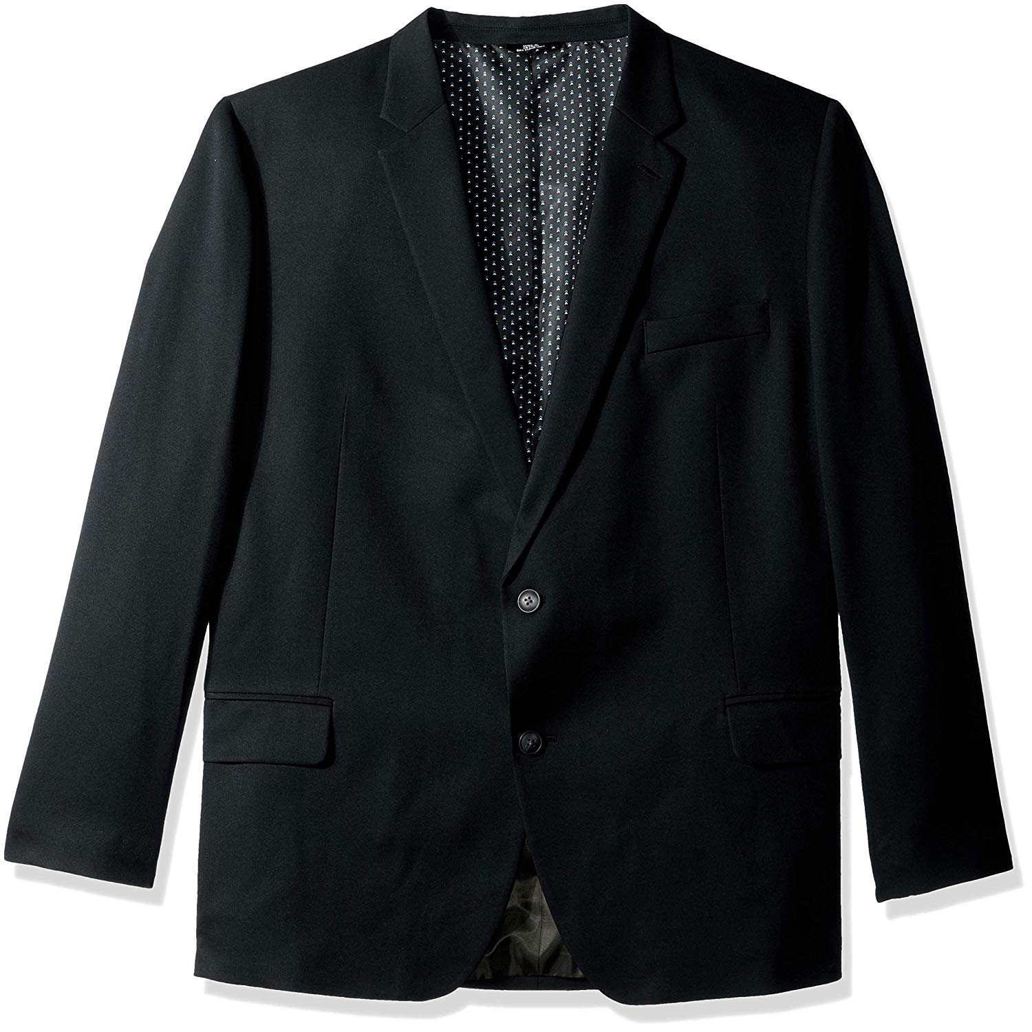 Haggar Men's Big and Tall B&t Active Series Stretch Classic Fit Suit Separate Coat,