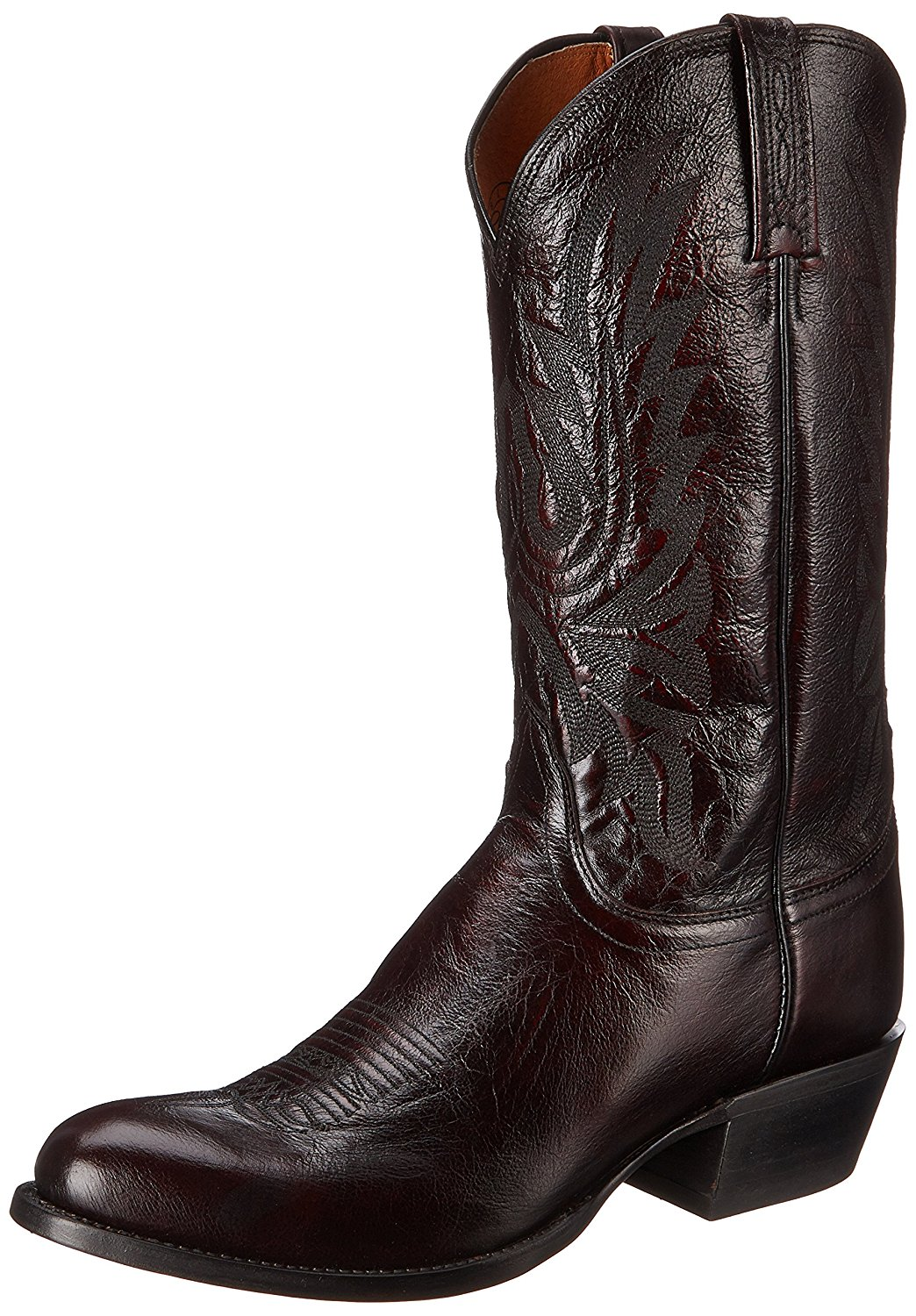 Lucchese Bootmaker Men's Carson-bc Lonestar Calf Cowboy Riding Boot