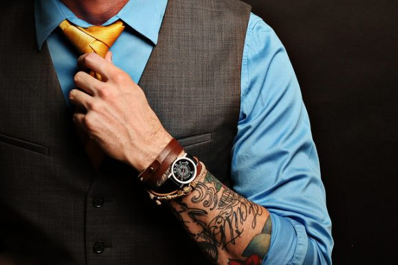 25 Ways to Rock Eldredge Tie Knot – Cool Eccentric Styles