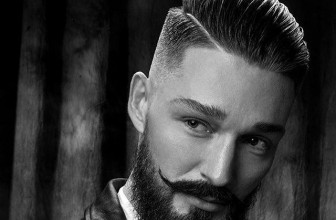 25 Voguish Slicked Back Hair Ideas – For the Sophisticated Taste