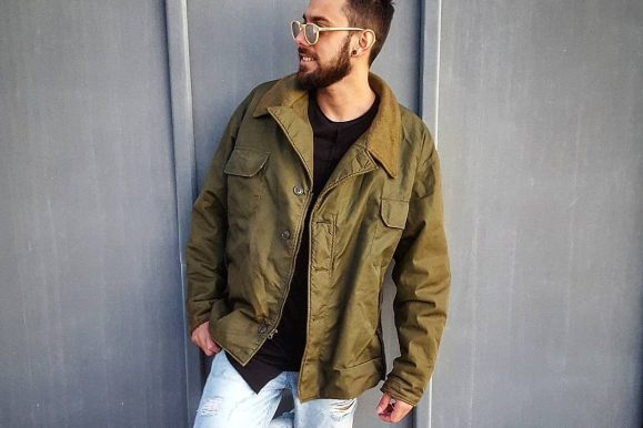 40 Best Military Coat Ideas For Men – For A Stunning Fall Look