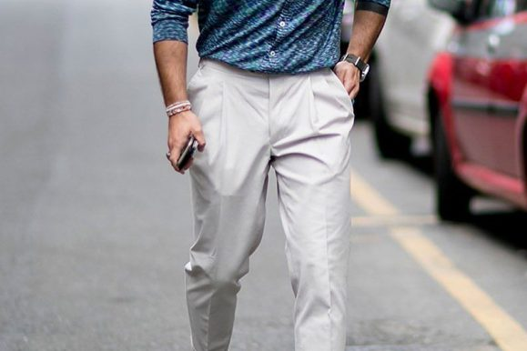 40 Ways to Style White Pants for Men – Trendy Styling for Neat Men