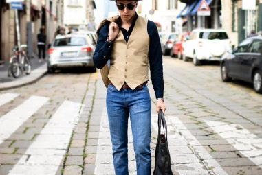 45 Ideas of How to Style Men's Vest – Illustrate Your Sence of Fashion