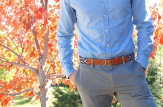 25 Wonderful Ways To Style Brown Belt – For A Stunning Casual Look
