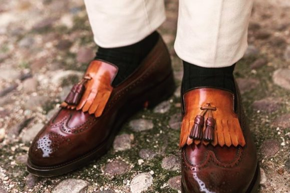 55 Elegant Ways To Style Tassel Loafers – Sophistication For You