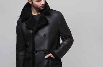25 Ideas For Styling Shearling Coats – The Ultimate Luxury In Winters