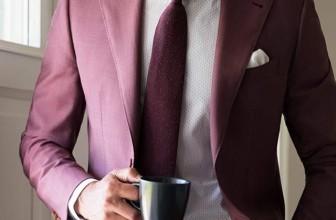 30 Adorable Purple Suit Ideas – Classy and Unique Attire