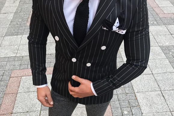 55 Admirable Black and White Suit Ideas – The Perfect Color Combination