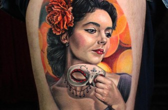 85 Remarkable Portrait Tattoo Designs – The Greatest Masters Involved