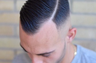 45 Appealing Widow's Peak Hairstyles – Taming and Spicing Up Your Receding Hairline