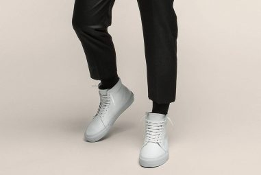 45 Superb High Top Shoes For Men Ideas – Look The Best You Can