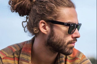 40 Lovable Man Bun Hairstyle Ideas-The Easy and Sexy Headdress