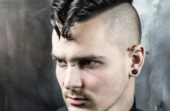 55 Spectacular Faux Hawk Fade Ideas – The Ways to Rock Your Hair
