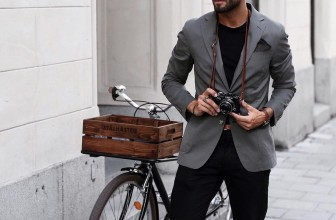25 Stunning Grey Suit And Black Shirt Combinations – The Perfect Formal Look