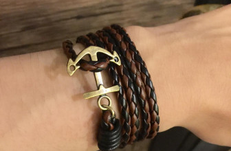 25 Remarkable Men's Leather Bracelets Ideas – An Important Piece of Jewelry
