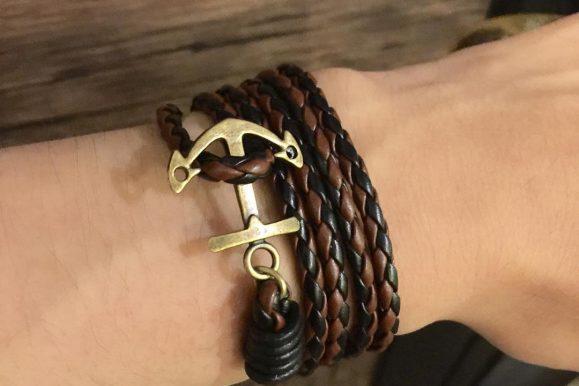 25 Remarkable Men's Leather Bracelets Ideas – An Important Piece of Jewelry