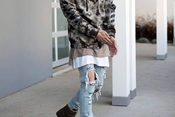 40 Rockin' Styles With Ripped Jeans for Men – Fashionably Unruly