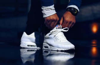25 Cool All-White Air Max Ideas – Rocking the Trainers
