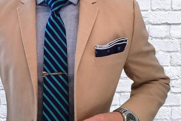 60 Cool Tie Clip Ideas – Lovely Gentleman's Option