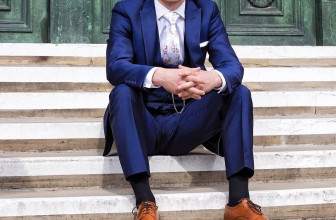 25 Ways to Style Blue Suit and Brown Shoes – The Elegant Styles