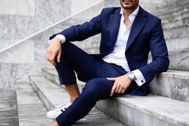 45 Head-Turning Navy Blue Suit Ideas Part – Chic Styles for a Classic Man