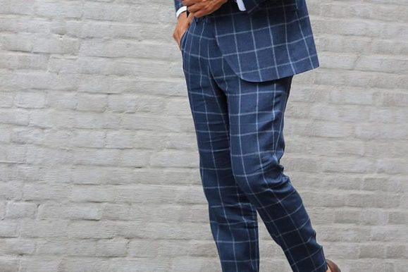 45 Ways To Style Royal Blue Pants – Super Combinations For Men Who Love Blue