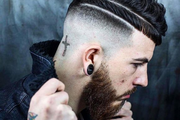 40 Fabulous High Top Fade Haircuts – Cool Fashion Trends