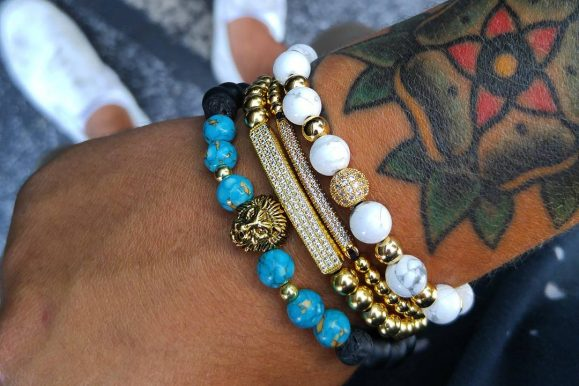 50 Remarkable Bracelets for Men – Highlight Yourself