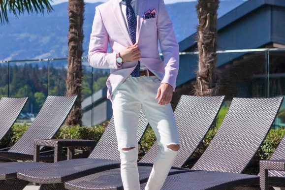 45 Spectacular Slim Fit Suits Styles – The Fabulous Gem of Men's Fashion