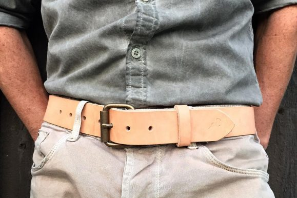 45 Charming Ways to Style Men's Belts – Make Your Outfit Pop