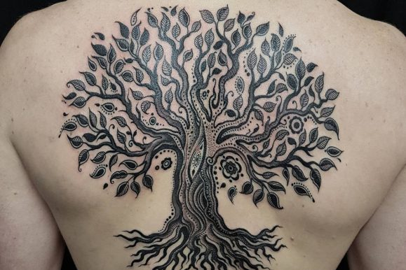 90 Significant Tree Tattoo Designs – Know Your Roots