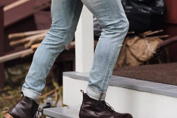 40 Cool Ways To Style Rolled Up Jeans – The Casual Style's Favorite